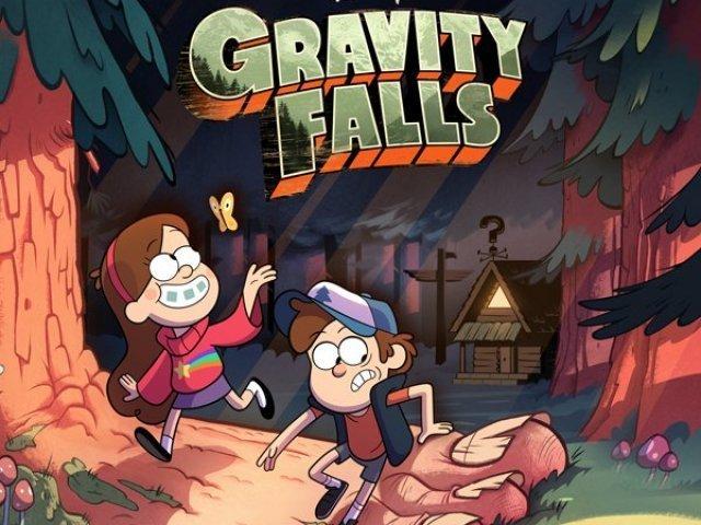 Gravity Falls - Avançado
