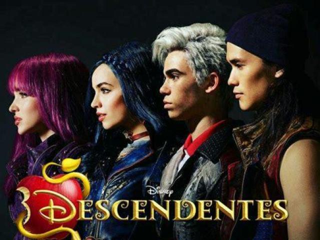 Quem é você em Descendentes?