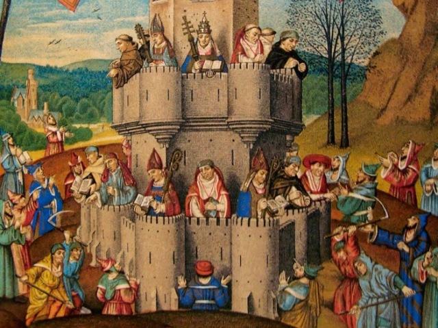 Qual seria a sua função na Idade Média?