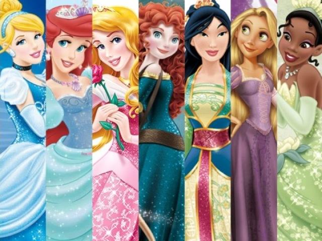Qual princesa da Disney você é? 💗