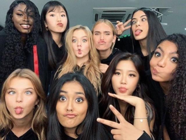 Quem você seria das meninas do Now United?