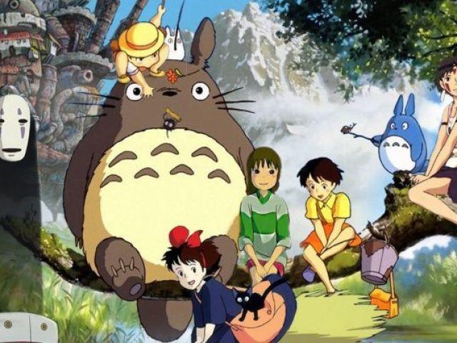 Você é um expert quando o assunto é Studio Ghibli?