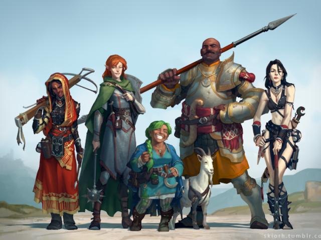 Qual personagem de RPG você é na quarentena?