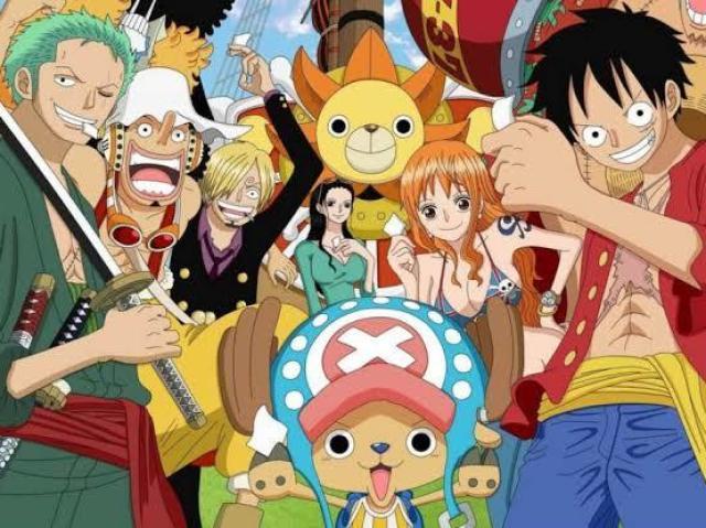 One Piece - Teste de conhecimento.