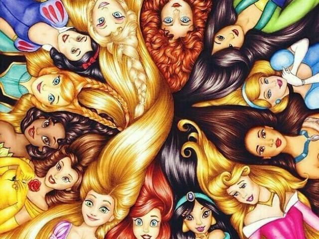 Transforme-se em uma princesa e diremos qual princesa da Disney você seria!
