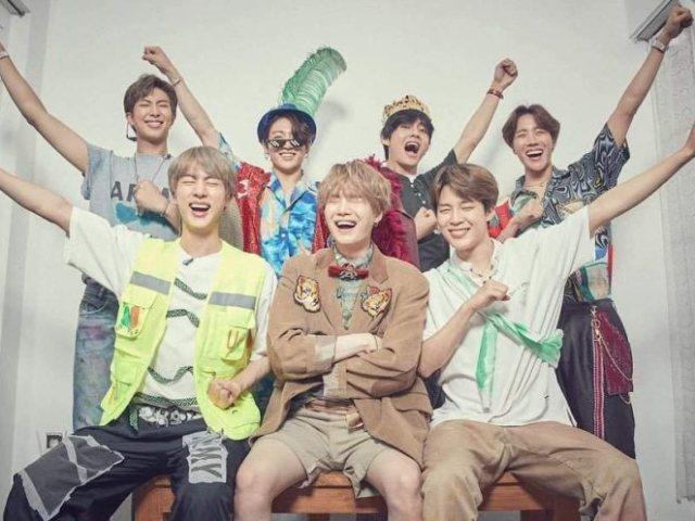 BTS: Qual é esse Mv? (fácil)