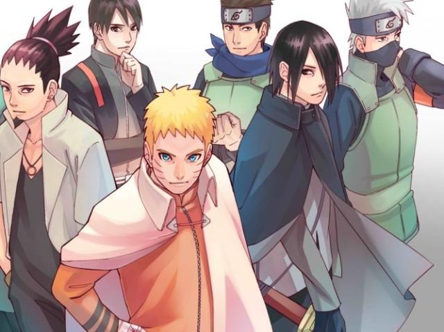 Naruto: Você pegaria uma missão de qual rank?