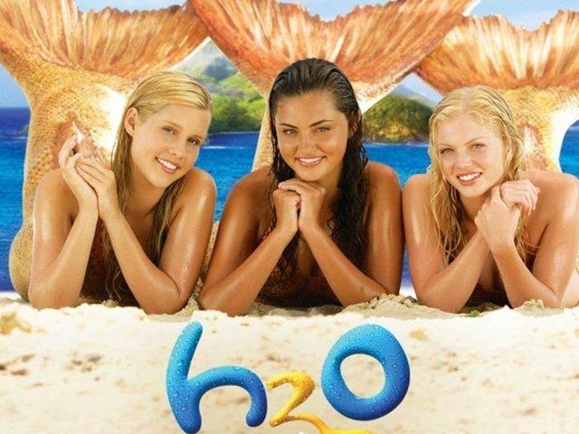Quem você seria em H2O: Meninas Sereias?