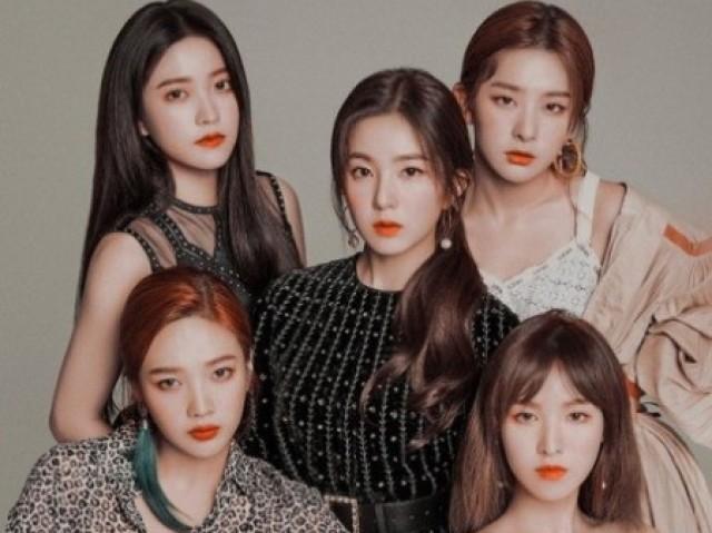 Qual é o MV Red Velvet?