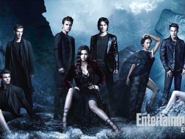 O quão fã você é de The Vampire Diaries?