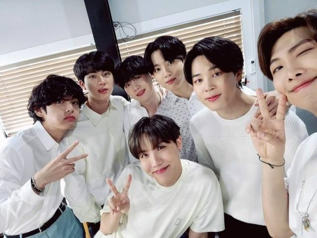 Quem do BTS seria seu melhor amigo?