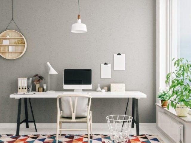 Monte o seu Home Office
