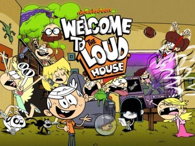 Você conhece mesmo The Loud House?