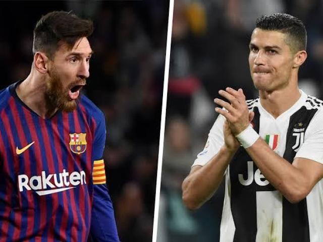 Você é mais Messi ou Cristiano Ronaldo