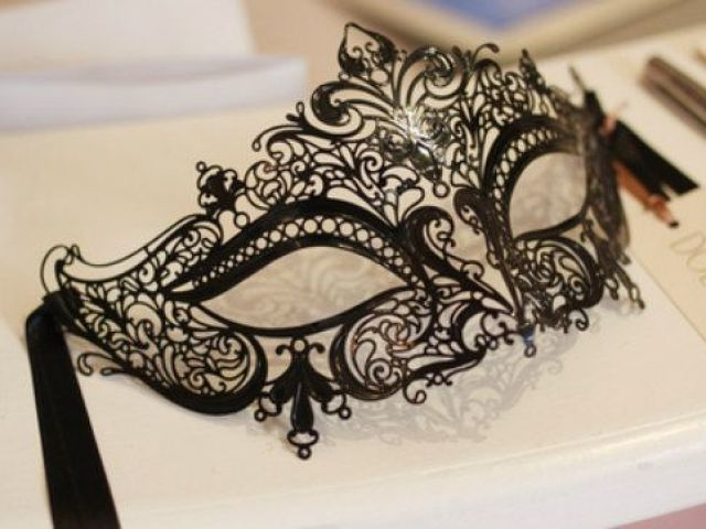 Baile de máscaras!
