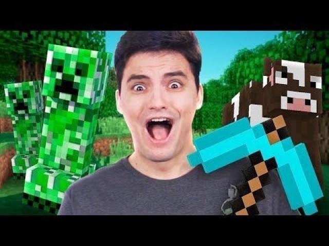 Quem da saga Minecraft você é?