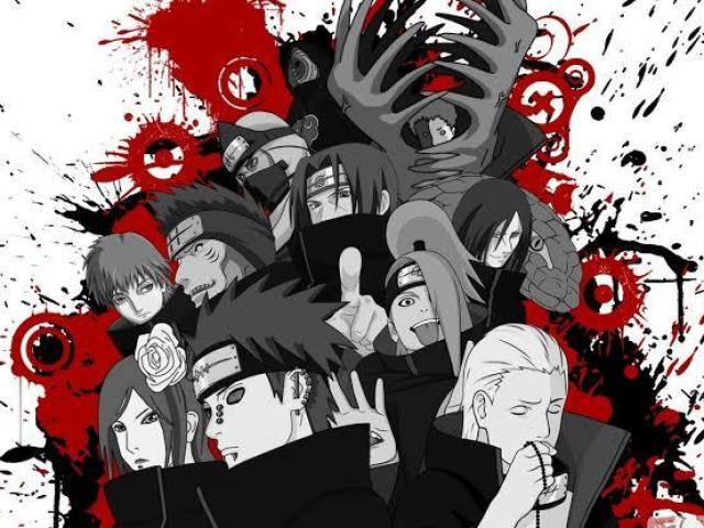 Quem é você da Akatsuki?