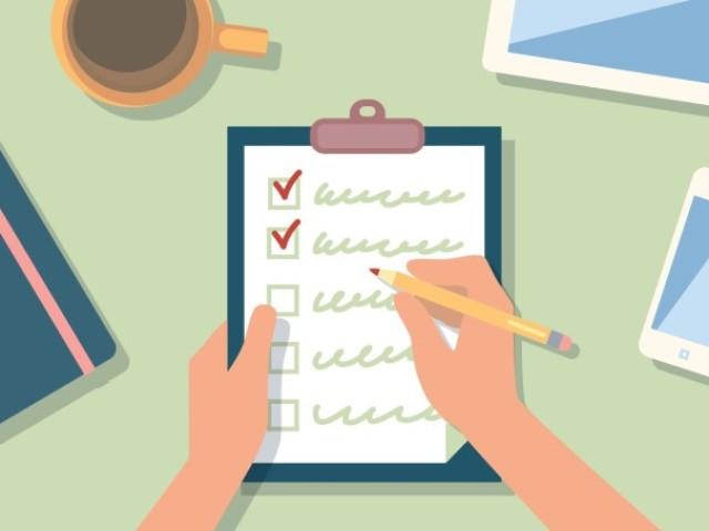 6 listas inteligentes para ter além da sua lista de tarefas