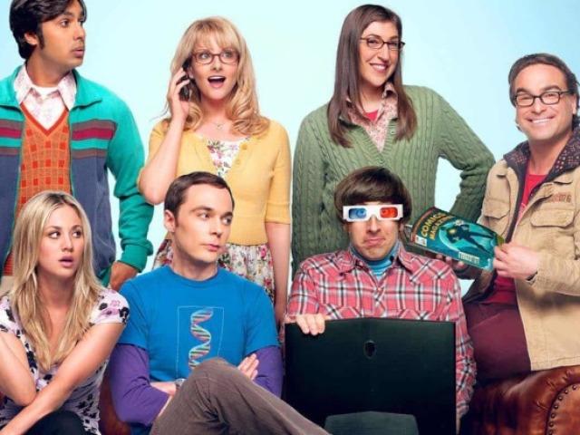 Você conhece mesmo a série The Big Bang Theory?