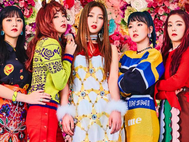 Monte Seu Grupo De K-Pop (Versão Feminina)
