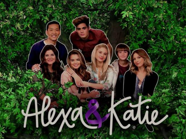 Você realmente é fã de Alexa e Katie?