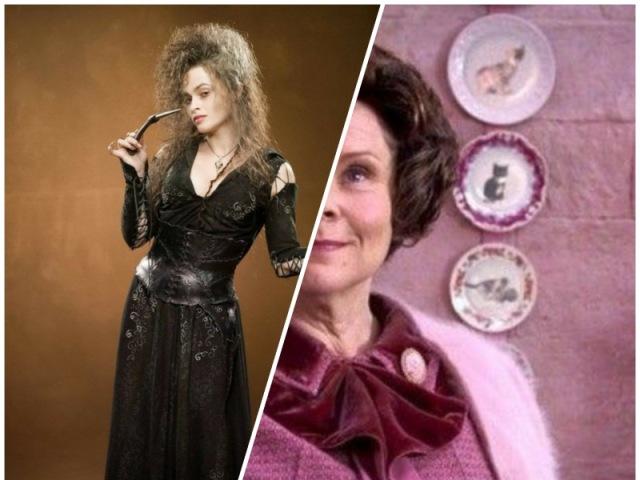Você é mais Dolores Umbridge ou Bellatrix Lestrange?