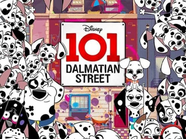 Qual dálmata você é em rua Dálmatas 101?