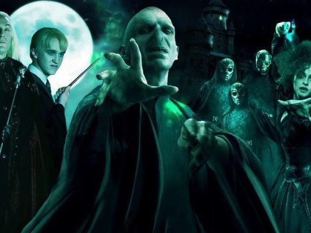 Qual vilão você é em Harry Potter?
