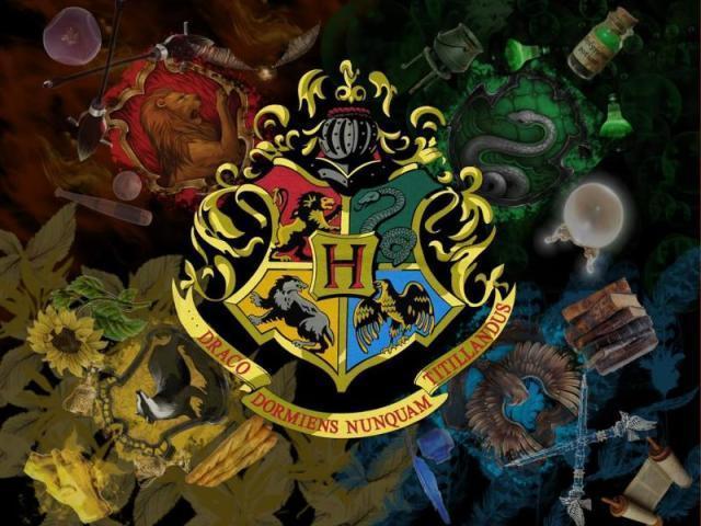 De qual casa você seria em Hogwarts?
