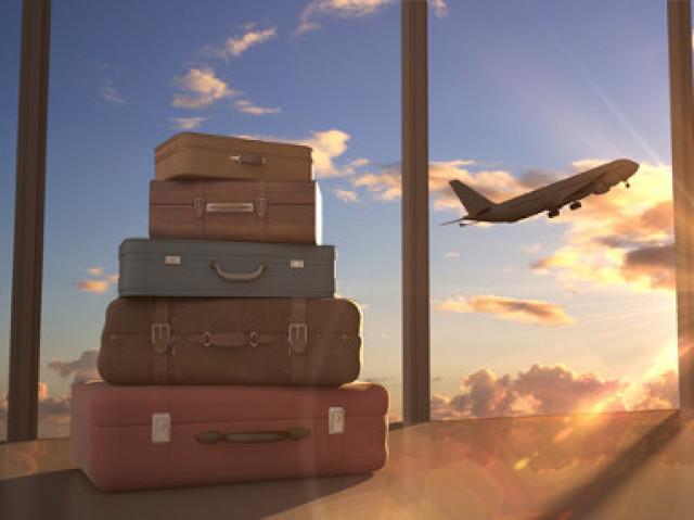 Monte sua mala e direi onde vc vai viajar