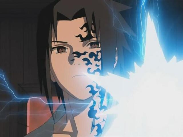 Quais as chances entre você e o Sasuke?