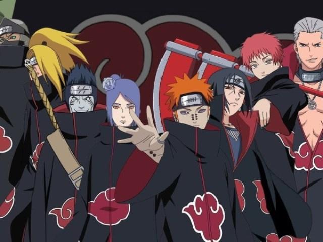 Quem seria seu amigo na Akatsuki?