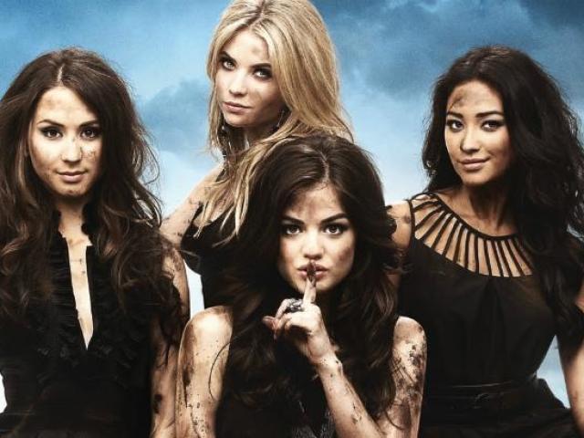Provão de Pretty Little Liars (1)temporada
