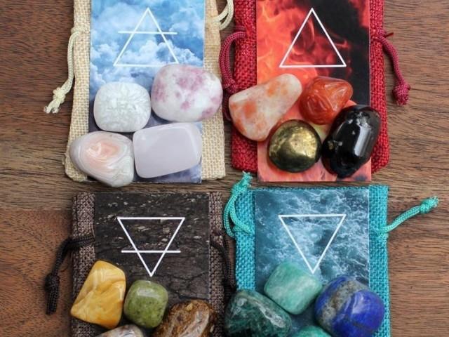 Qual dos 4 elementos mais te representa?