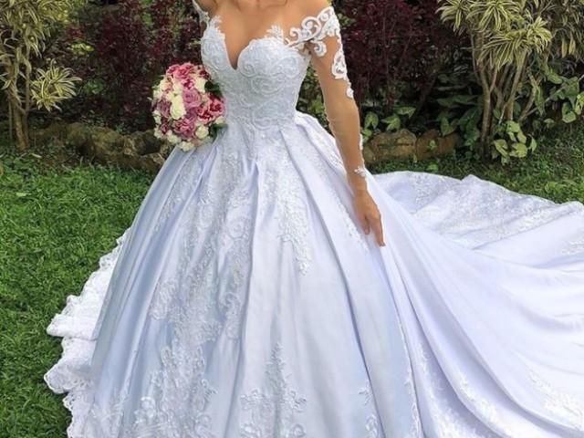 Seu vestido de noiva 👰💍