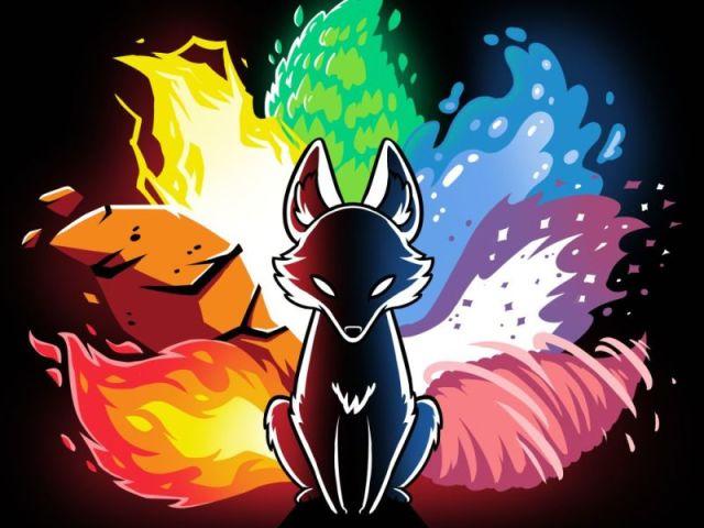 Qual animal mitológico você seria?