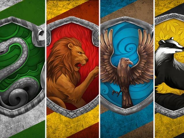 Qual seria sua casa de Hogwarts