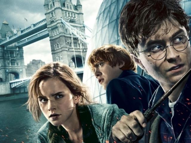 O Quanto você sabe sobre Harry Potter? (nível fácil)