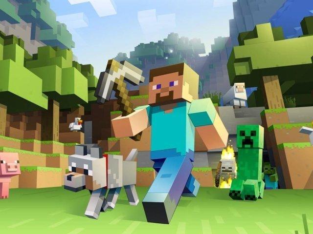 Você conhece o Minecraft? NÍVEL FÁCIL