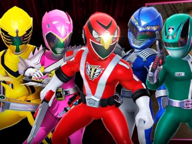 Qual Power Ranger você seria!?
