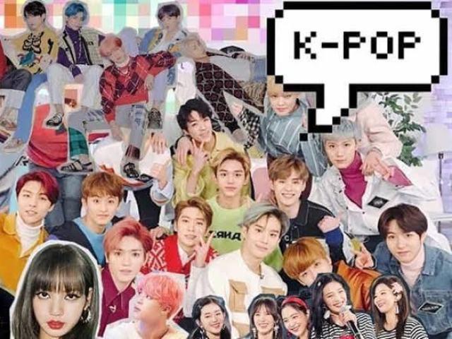 Monte sua carreira de k-idol e diremos se fará sucesso e sua posição!