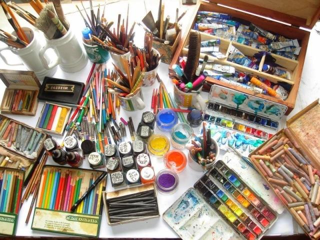 Escolha seu material de desenhista e diremos qual tipo de desenhista você é