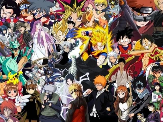 Qual anime você deveria assistir?