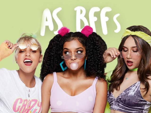 Você realmente é fã das BFF Girls?