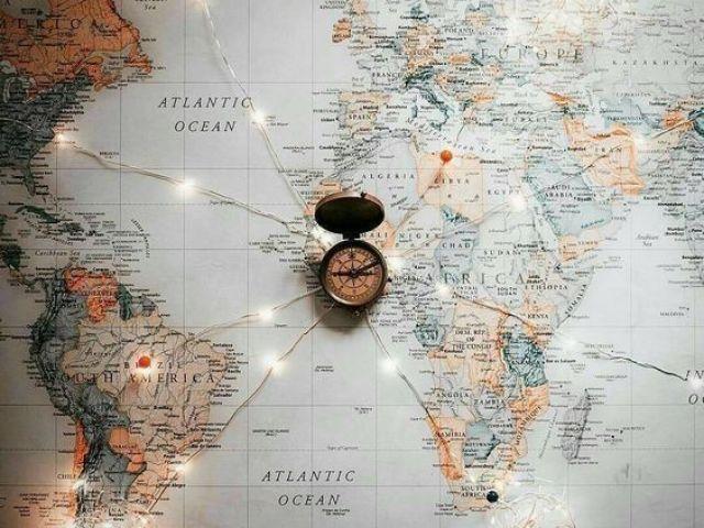 Monte sua casa dos sonhos e direi quais lugares pelo mundo combina com você! 🗺