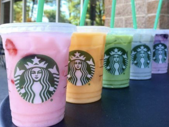 Qual bebida do 'Starbucks' você seria? 💞