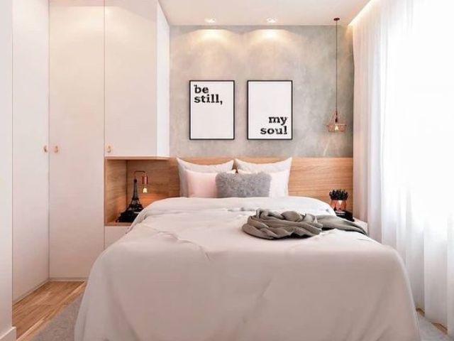 Monte seu quarto!