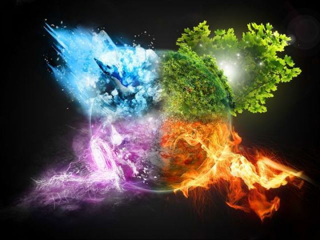 Qual seria seu elemento espiritual?