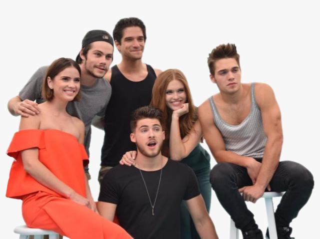 Quem você seria em Teen Wolf? ♡