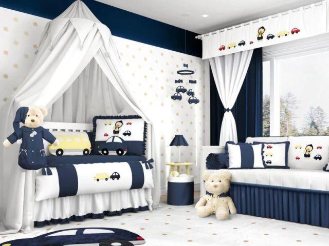 Qual será o lindo quarto dos seus filhos?